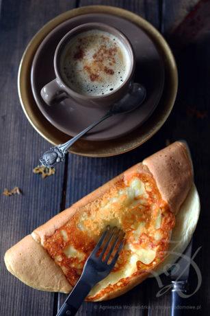 Szybki Przepis Na Chrupiący Omlet z Białek