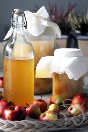 Prosty Przepis na Zdrowy Ocet Jabłkowy