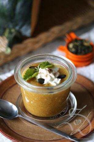 Pyszna Zupa z Dyni Na Słodko