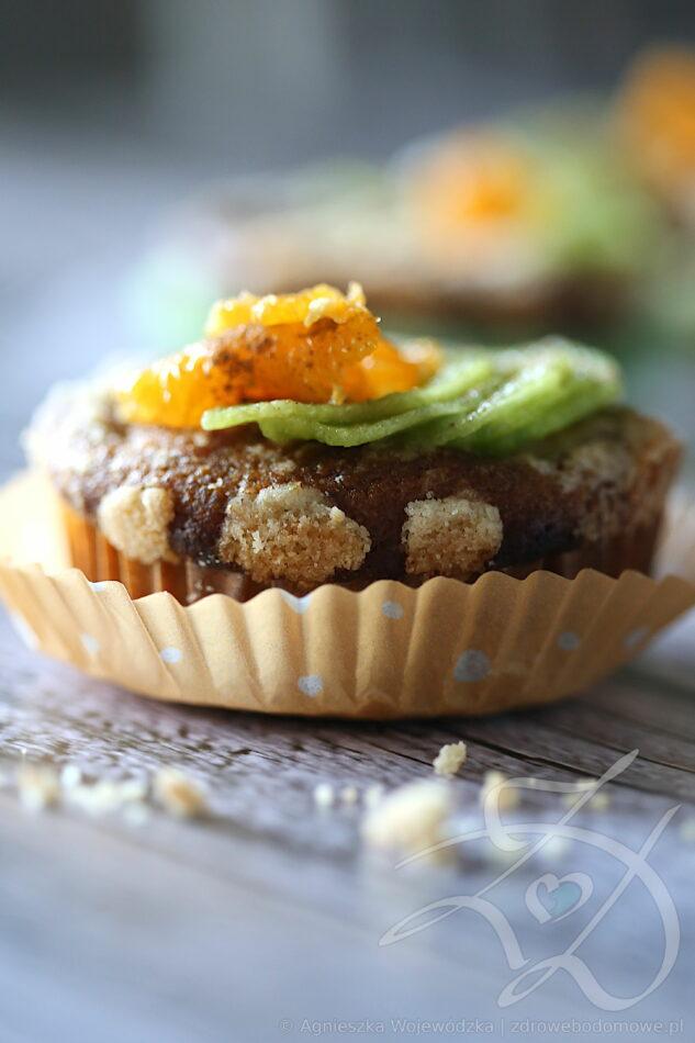 Słodkie Muffinki Bez Cukru