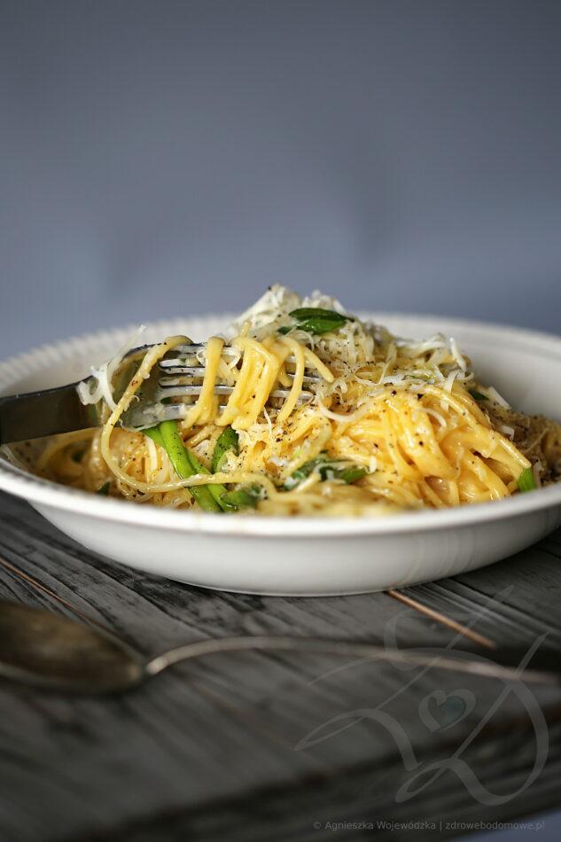 Obłędnie Smaczne i Proste Kremowe Spaghetti