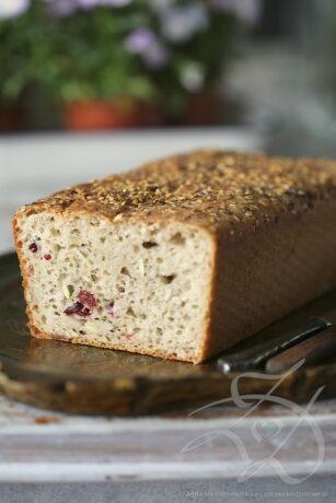 Chrupiący Chleb  Bezglutenowy Bez Zagniatania